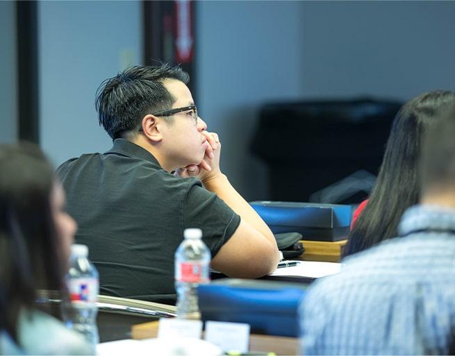 seminar attendee