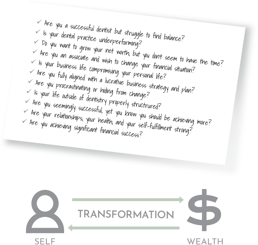 Transformation Retreat | Building Wealth and PEACE as a